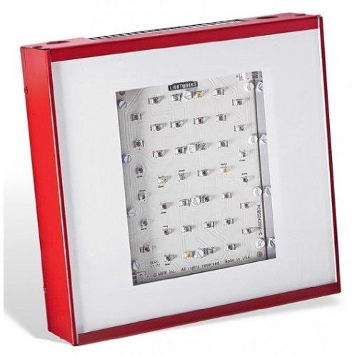 51BLzf3KKdL - California Light Works Solar Flare 220w LED Grow Light (Full Cycle) with Free Ratchet Hangers