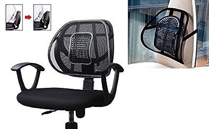 Sedia Ufficio Per Mal Di Schiena : Sedie da ufficio per il mal di schiena