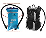 Sports Imagery Hydration Pack Premium Backpack Daypack with...