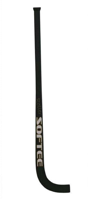 JIM Softee Roller Palo Hockey Patine Fibra Negro