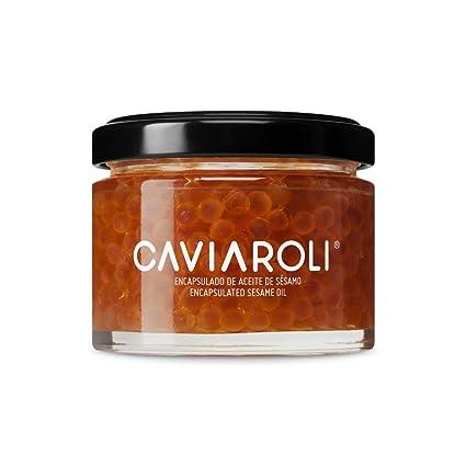 Caviaroli Caviar de Aceite de Sésamo Virgen - 60 gr: Amazon.es: Alimentación y bebidas