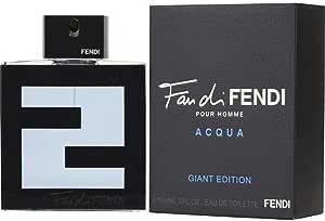 Fendi Fan Di Fendi Pour Homme Acqua for Men, Eau de Toilette - 150ml