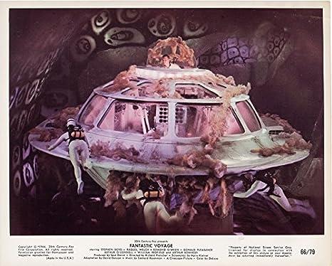 "Fantastic Voyage Movie Poster Replica Print 14 x 11/"""