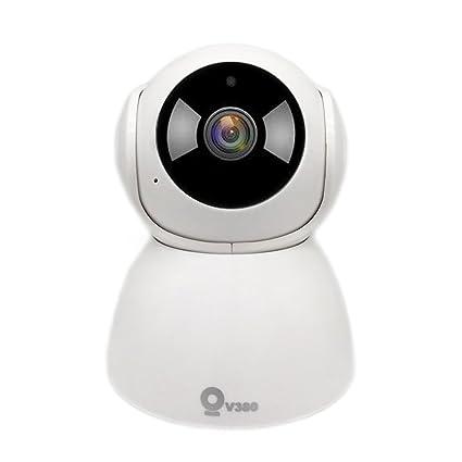 DOJA Barcelona | Camara de Vigilancia 1080p WiFi IP + SD 32gb Incluida | App en