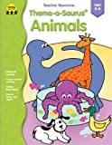 Theme-a-Saurus Animals, Michel Thompson and Carson-Dellosa Publishing Staff, 157029481X
