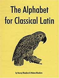 The Alphabet for Classical Latin