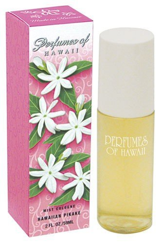 Perfumes of Hawaii - Hawaiian Pikake Mist Cologne 2.0 oz ... (Hawaii Fresh Flowers)