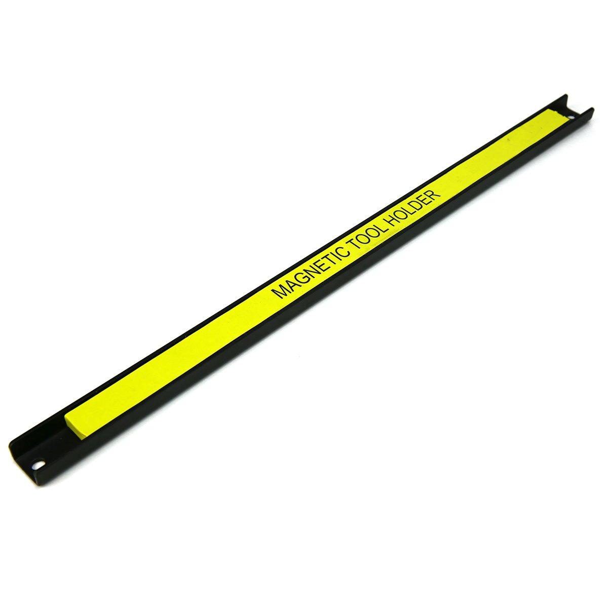 XtremepowerUS 24'' Magnetic Knife Bar Tools Metal Holder Rack