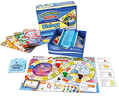 NewPath Learning Chemistry Review Curriculum Mastery Game