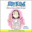 Otherwise Known as Sheila the Great Audiobook by Judy Blume Narrated by Judy Blume