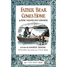 Father Bear Comes Home Book And Tape