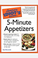 The Complete Idiot's Guide to 5-Minute Appetizers Paperback