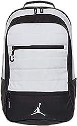 Nike Jordan Jumpman Airborne White Laptop Backpack