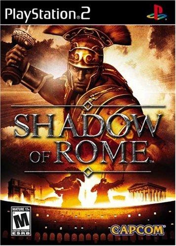 Amazon Com Shadow Of Rome Playstation 2 Artist Not Provided
