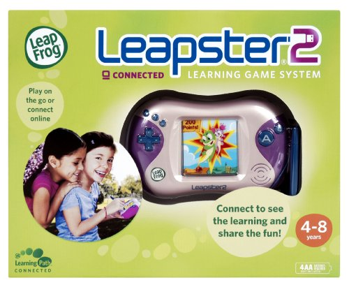 LeapFrog Leapster 2 Learning Game System - Pink by LeapFrog (Image #6)