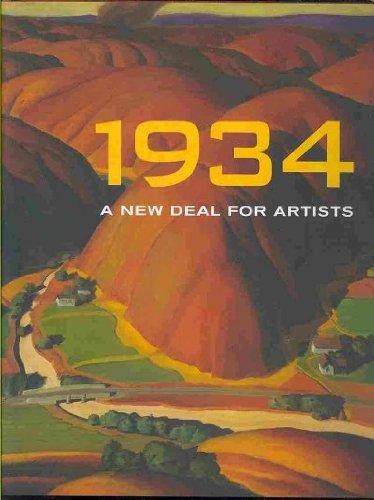 1934: A New Deal for Artists[ 1934: A NEW DEAL FOR ARTISTS ] by Wagner, Ann Prentice (Author) Aug-01-09[ Hardcover ] ebook