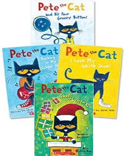 Pete The Cat Saves Christmas Audio Cd