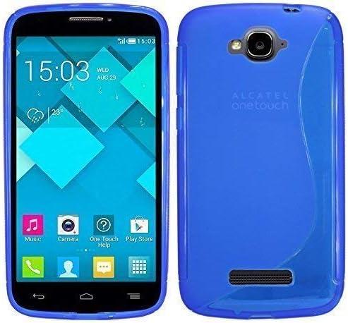 ENERGMiX s-case FR Alcatel one touch Pop C7 TODOS LOS COLORES: Amazon.es: Electrónica
