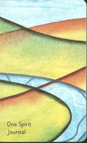 "One Spirit Journal - Unlined Blank 8-1/4"" X 5"""