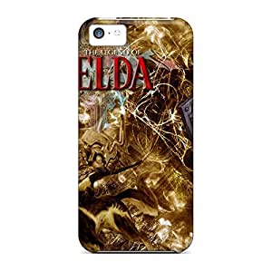 dirt-proof mobile phone carrying covers High Grade Cases Nice iphone 5c /5cs - link and ganondorf