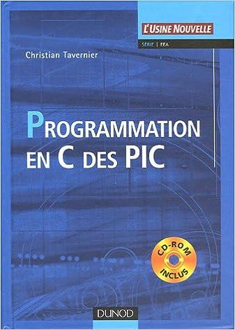 programmation en c des pic christian tavernier