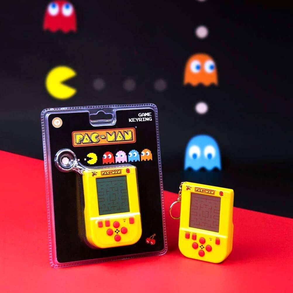 Pac Man 1565 Pacman - Llavero, Color Amarillo: Amazon.es ...