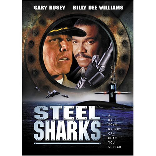 dvd steel sharks - 1