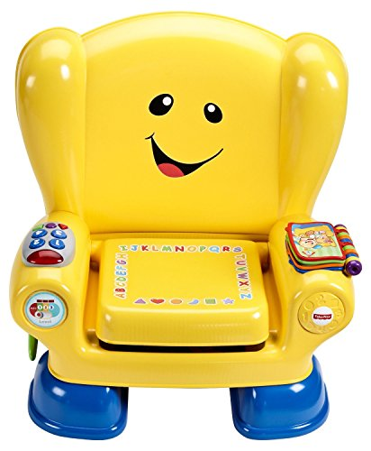 Electronic Learning Toys Baby Toddler Furniture Chair-Includes 50 Songs and Phrases