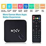 Yuntab S805 Quad Core TV Box Android 4.4 Kitkat H.265 WIFI Lan Miracast Airplay Bluetooth 4.0 1 / 8GB Streaming Media Player With Fully Loaded Kodi Pre-installed