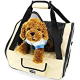 Yes4All Best Pet Booster Seat For Cars, Trucks And Suvs - S - Cream - ²Al6Vz