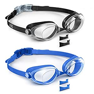 Well-Being-Matters 51BM5jOSW3L._SS300_ Aegend 2 Pack Swim Goggles, Swimming Goggles Flat Lenses, Adult Men Women Youth