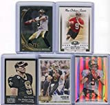 Drew Brees New Orleans Saints Assorted Football