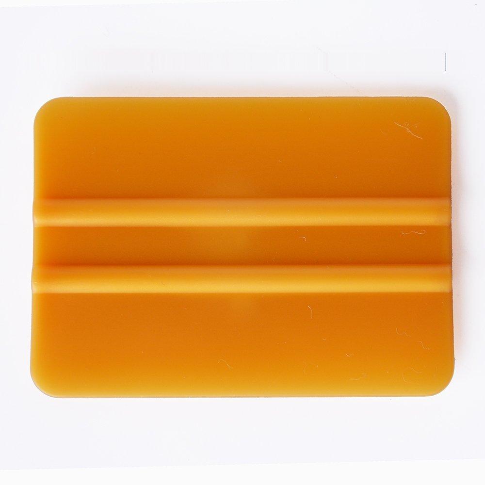 5 pcs Installation Tool Kit for Automobile Car Vinyl Film Wrap Trim Window Tint Works Car Squeegee Set Kit Ehdis!