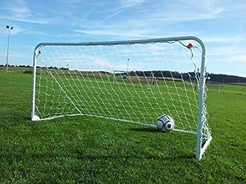 Fussballtor Für Den Garten Zusammenklappbar Amazonde Sport