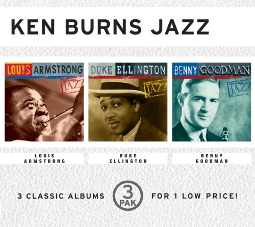 3 Pak: Ken Burns Jazz by Sony