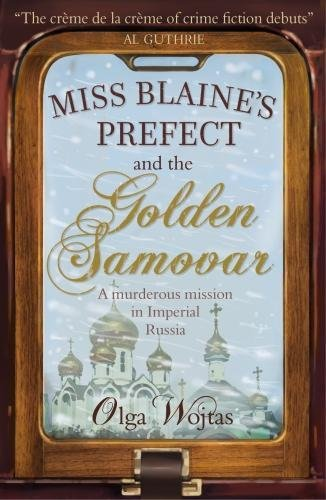 Price comparison product image Miss Blaine's Prefect and the Golden Samovar