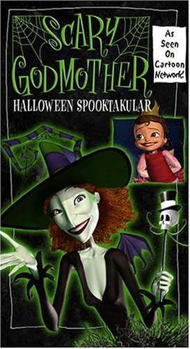 Scary Godmother Halloween Spooktakular [VHS] -