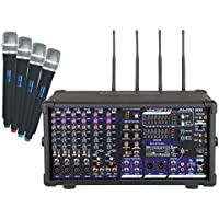VocoPro PA-PRO-900-2 Portable Karaoke System
