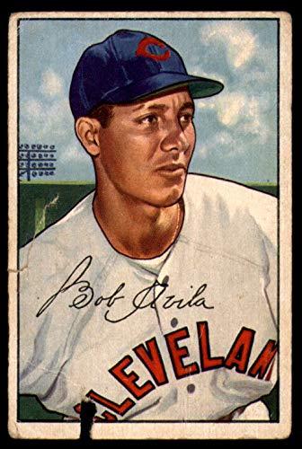 1952 Bowman #167 Bobby Avila Poor Indians ()