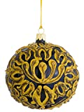 Silk Plants Direct Ball Ornament (Pack of 2)
