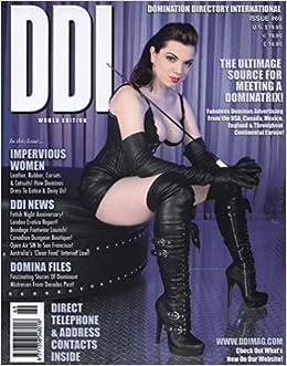 Domination Directory International 69: David Jackson: 9771358548698 ...