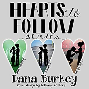 Hearts to Follow Series (#1-3) Audiobook