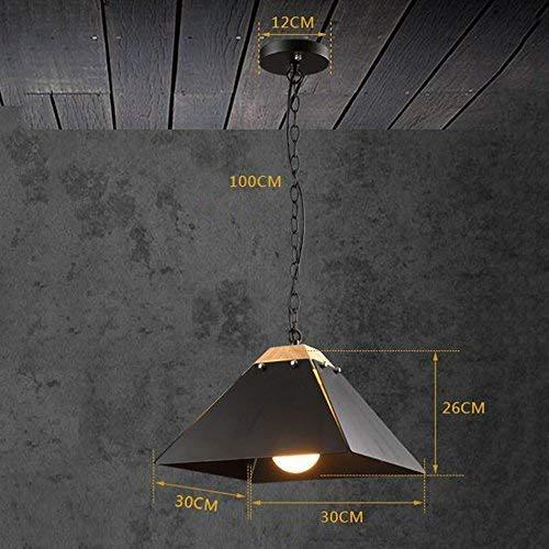 dome light Moderne minimalistische Wohnzimmerlampe, Schlafzimmerlampe, Esszimmerlampe, Hauptmode-örtlich festgelegte Lampe Schwarz