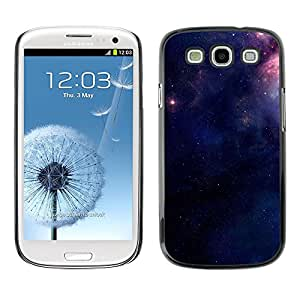 Plastic Shell Protective Case Cover    Samsung Galaxy S3 I9300    Stars Mysterious Night @XPTECH