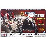 "TRANSFORMERS GENERATIONS TITAN - 24"" METROPLEX FIGURE with LIGHTS & SOUNDS"