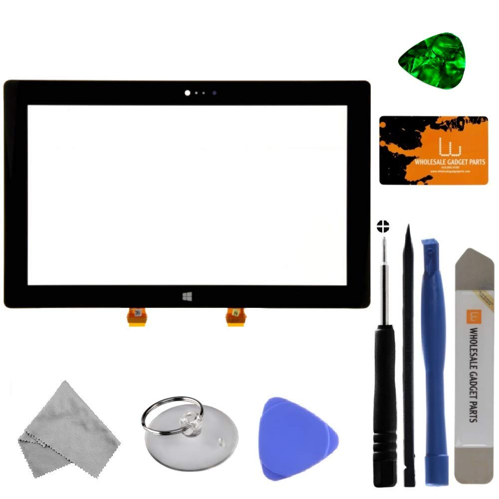 Digitizer for Microsoft Surface 2 (Black) with Tool Kit