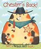 Chester's Back!, Melanie Watt, 1554534615