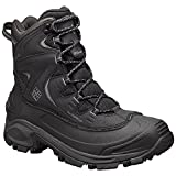 Columbia Men's Bugaboot Ii Snow Boot, Black, Charcoal, 10.5 D US