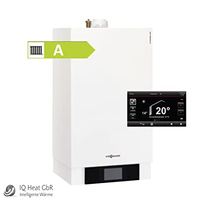 Viessmann VITODENS de 300 W 3,6 – 35 kW gasbrennwertgerät calentador Caldera Calefacción
