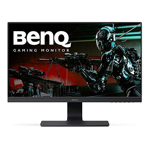 BenQ GL2580H Gaming Monitor 24.5 inch 1080p   1ms (GtG) Response Time   Optimized for Home and Work with Low Blue Light technology